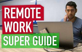 remote work super guide