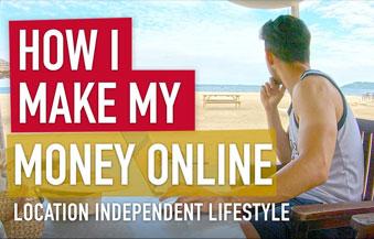 how i make my money online