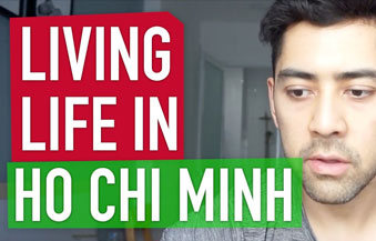 living life in ho chi minh