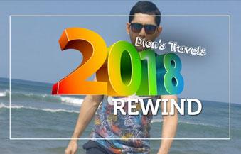 dion's travels rewind 2018