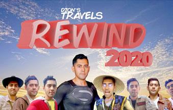 dion's travels rewind 2020