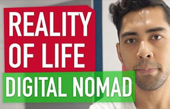 reality of life digital nomad