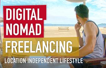 digital nomad freelancing